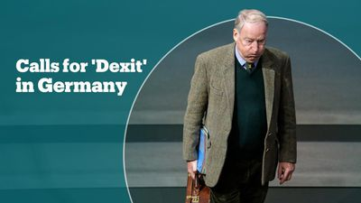 German party calls for EU exit for the first time