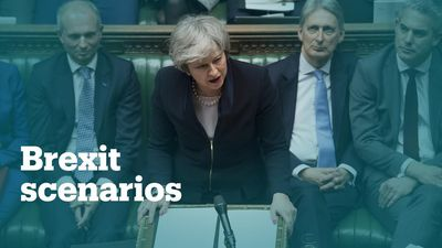 UK's Theresa May loses Brexit deal vote