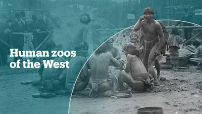 The ugly story of human zoos