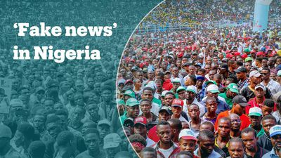 'Fake news' in Nigeria ahead of vote