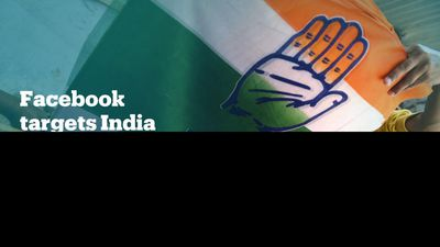 Facebook removes hundreds of accounts in India and Pakistan