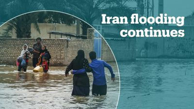 Iran evacuates villages due to flood risks