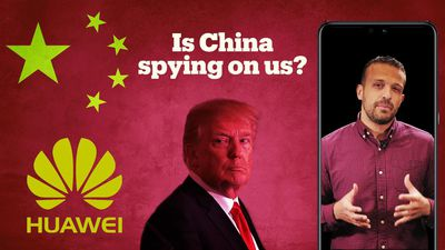 Is Huawei setting up a 5G spy network for China?