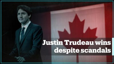 Canada's Justin Trudeau wins second term in elections but loses majority