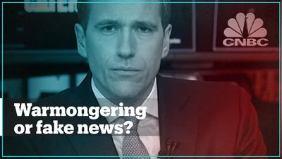 Warmongering? CNBC's fake news on US action against Turkey called out