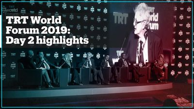 Here is a recap of day two at the TRT World Forum 2019