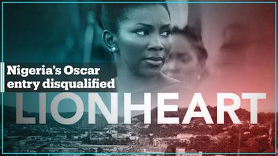 Nigeria's Oscar entry disqualified over English dialogue