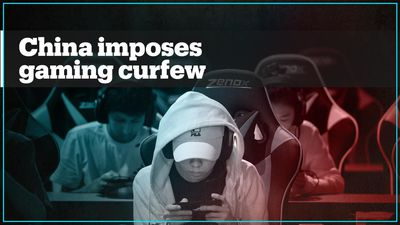 China imposes gaming curfew for minors