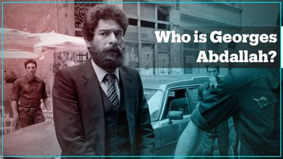 Who is Georges Abdallah?