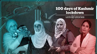 It's been 100 days since a lockdown paralysed Kashmir