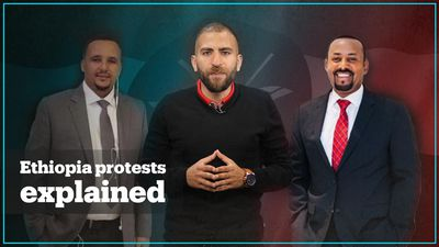 Why is Ethiopia's Abiy Ahmed facing protests?