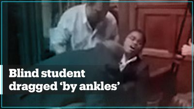 Blind Ghanaian student dragged out of Oxford debating chamber