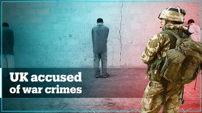 UK government and army covered up war crimes - report