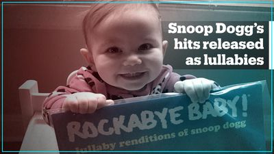 Snoop Dogg's hits turned into lullabies