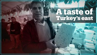 Getting a taste of Turkey's east in Istanbul
