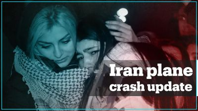 What we know about the Ukrainian plane crash in Iran