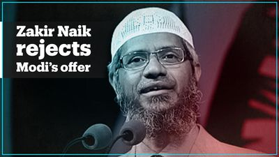 Zakir Naik says Indian government offered 'safe passage' for Article 370 support