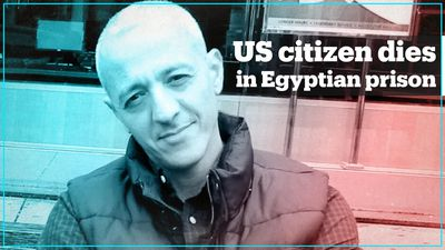 US citizen Moustafa Kassem dies in Egyptian prison