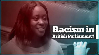 Black British MPs share experiences of racism in Parliament