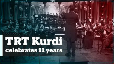 TRT Kurdi celebrates 11 years