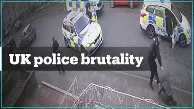 UK police criticised for violent arrest of Muslim man