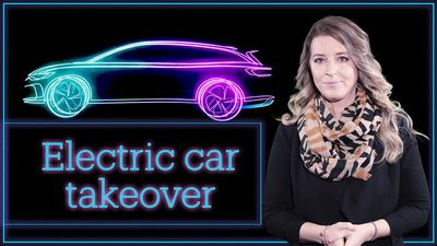 The growing economy of the electric car industry