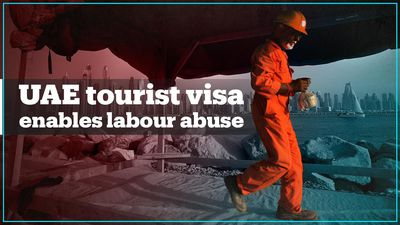 Tourist visa leave Indian workers in UAE open to abuse
