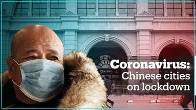 Coronavirus: China puts multiple cities on lockdown