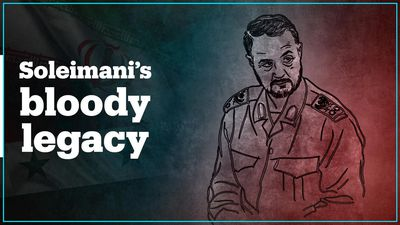 Soleimani's Bloody Legacy in Syria