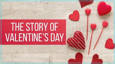 The history and economy of Valentine's Day