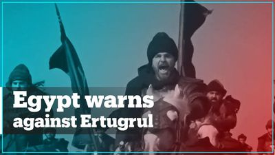 Egypt's religious body warns people against watching 'Ertugrul'