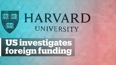 Harvard and Yale universities under investigation
