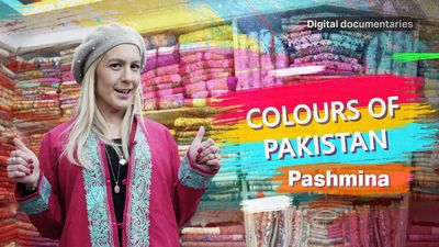 Colours of Pakistan: Pashmina