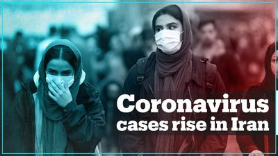 Iranians protest government handling of coronavirus