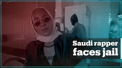Saudi female rapper faces arrest over 'Mecca girl' music video