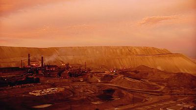 The Earth's Riches - Copper From Chile