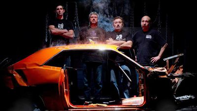 Graveyard Carz - Great Pumpkin Mark Warman
