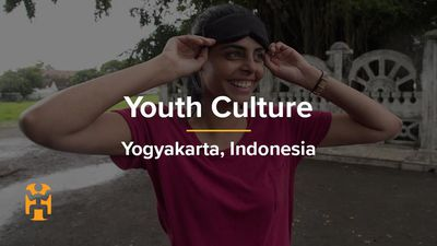 Indonesia Discoveries - Indonesia Discoveries: Youth Culture in Yogyakarta