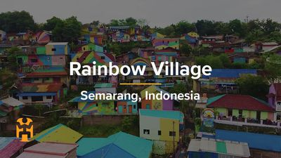 Indonesia Discoveries - Indonesia Discoveries: The Rainbow Village