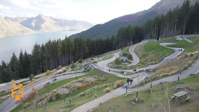 New Zealand Discoveries - Huge Luge