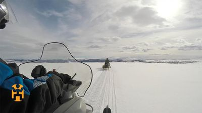Norway Discoveries - Snowmobiling