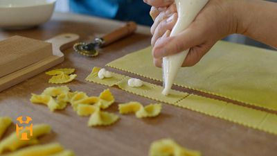 Italy Discoveries - Pasta Making