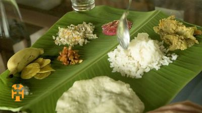 India Discoveries - Food: Flavors and Tradition.