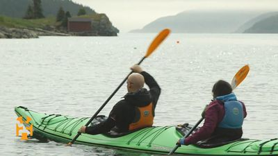 Canada Discoveries - Sea Kayaking at Cape Broyle