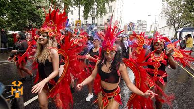 Notting Hill Carnival, UK