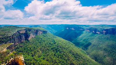 The Top 5 Destinations In The Famous Australian Blue Mountains