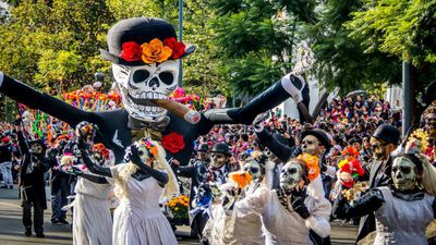 The Top 5 Most Interesting Halloween Traditions From Around The World!