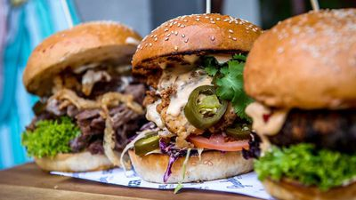 Check Out The Big Burgers & Crafty Cocktails At This Perth Joint!