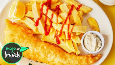 Top 10 Best Fish & Chips in the UK