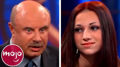 Top 10 Times Dr. Phil LOST IT On His Guests